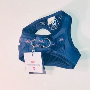 NWT Vineyard Vines By Target Dog Harness Size S
